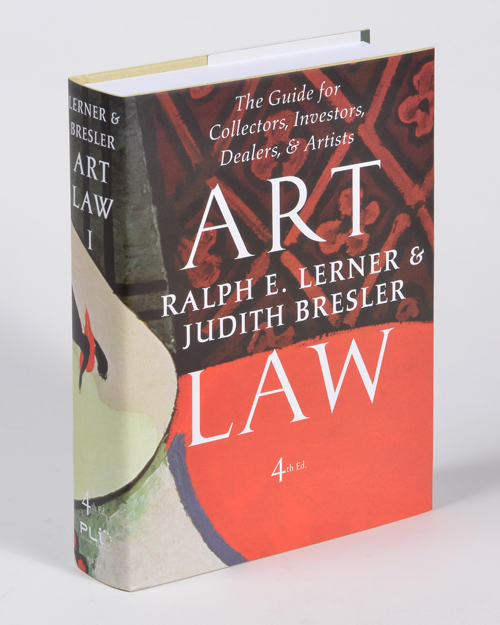 Ralph E. Lerner | Art Law