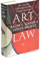 Ralph E. Lerner | Art Law